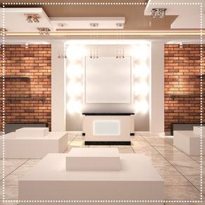 Neugestaltung Umgestaltung Interieur Visual Merchandising
