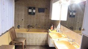 Badsanierung, Badneubau, Wandverkleidungssystem