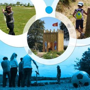 Swin, Dics & Foot-Golf | Activités thématiques