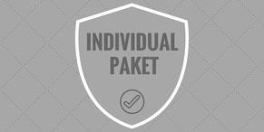 Das Individual Paket von CRIBIN-Bild mit Signet für das Individual Paket von CRIBIN
