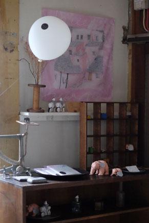 瀬戸内海に浮かぶ大崎下島にある御手洗藝術農園のオリジナルグッズ
