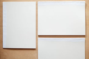 広島のイラストレーター、絵本作家の手製本で絵本を作る