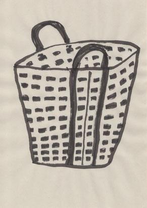 日本の絵本作家、イラストレーターであるミヤタタカシのイラスト。ザ・チョイス入選作家