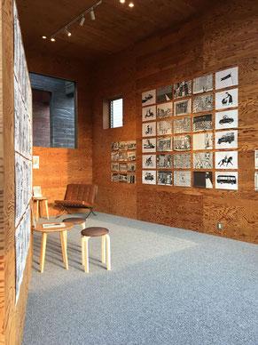 森×hako ギャラリー ライティング  | UID 一級建築士事務所 (Universal Innovation design)