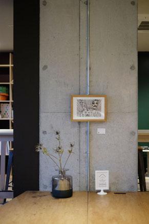いいオフィス広島×TAMENTAI GALLERY×ミヤタタカシ