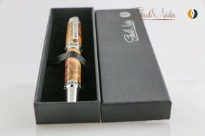 SchreibMeister® Verpackung mit Stift