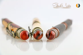 Handgemachter Drachen Stift bei SchreibMeister