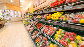 gesunde Ernährung fängt bei den frischen Produkten an.