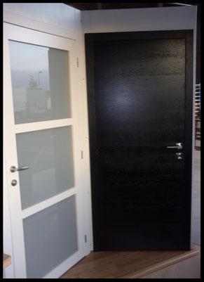 Pr sentation site de hermibois - Porte noire interieur ...