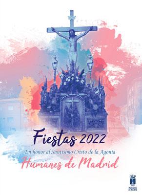 Fiestas de Humanes de Madrid Cartel y Programa