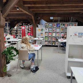 Lettering workshop Ferienprogramm