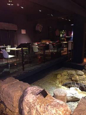Ausgrabung im Hotel Derlon Maastricht
