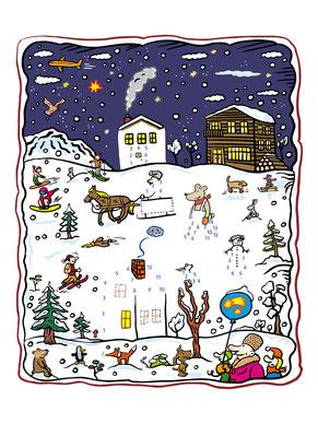 energie+umwelt,kinderseite,niels-schröder,weihnachten,bilderrätsel