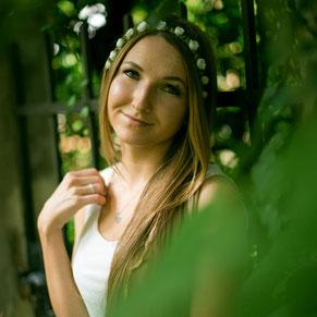 Porträt Fotoshooting Sophia Kühn