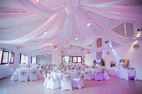 location salle mariage