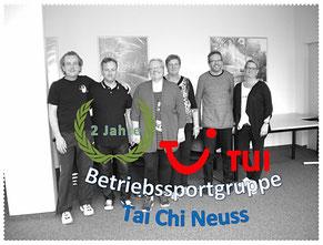 Tai Chi in der Mittagspause Betriebssportgruppe Neuss