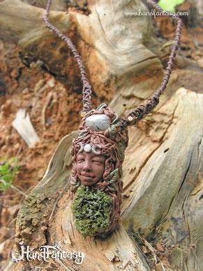 Que es la Diosa Madre Tierra, diosa madre naturaleza, diosa gaia, artesania diosa madre tierra, colgante Diosa con Epirdota, colgante Epidota