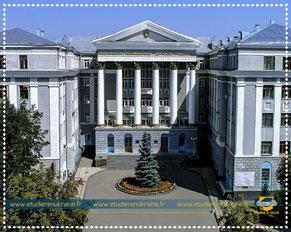 ETUDIER EN UKRAINE