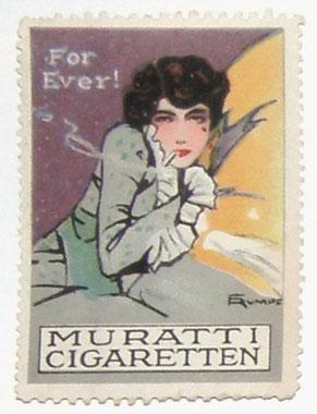 Muratti Cigaretten