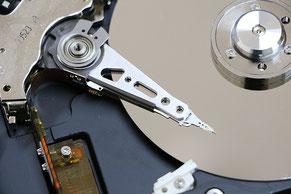 Recuperation de données disque dur