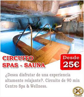 sauna spas en cadiz
