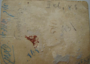 Эй-12. II kl, 1931 г. 2-й класс гимназии. Фамилии пока не прочитаны.