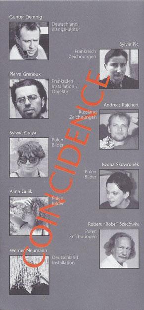 Polonica e.V. - Vernissage Coincidence 2000