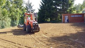 Semis de gazon par BLS jardin
