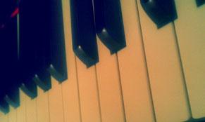 ピアノレッスン 選曲方法