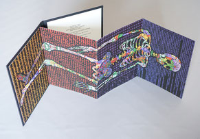 Editions Bernard Dumerchez Editeur Alain Bellino Vanité Squelette Leporello