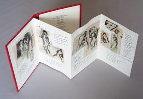 Bibliophilie  Hubert Haddad Serge Kantorowicz Leporello Dumerchez Bernard Editions Editeur