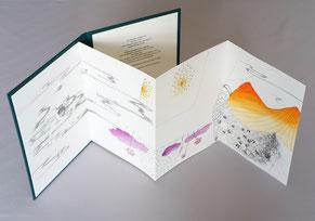 Bibliophilie Wang Jojo leporello Dumerchez Bernard Editions Editeur