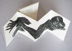 Bibliophilie Noëlle Chatelet Michael Bastow Leporello Dumerchez Bernard Editions Editeur