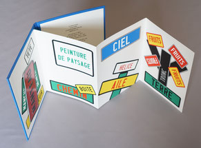 Editions Bernard  Dumerchez Editeur  Joël Ducorroy Leporello