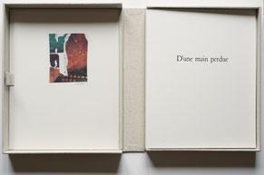 Bibliophilie Bernard Noël Jacques Dumerchez Bernard Editions Editeu