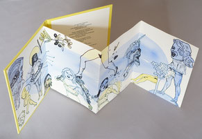Bibliophilie Pat  Andréa Leporello Dumerchez Bernard Editions Editeur