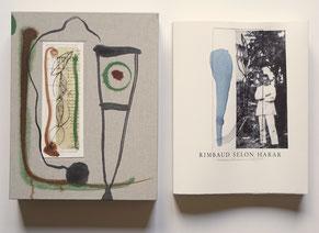 Bibliophilie Alain Sancerni Joël Leick Rimbaud Harar Dumerchez Bernard Editions Editeu