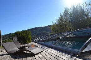 Pastel, château de la serre, chambre d'hôte Cambounet-sur-le-Sor, piscine, Tarn, Pays de Cocagne, Terres d'Autan, office de tourisme, proche de Toulouse