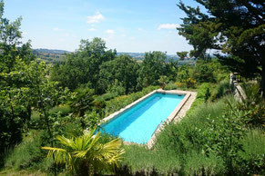 Domaine de Montaut, gite Puylaurens, piscine, Tarn, Pays de Cocagne, Terres d'Autan, office de tourisme, gite proche de Toulouse