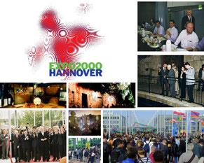 EXPO 2000 Hannover GmbH - Betreuung von hochrangigen Politiker
