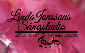 Linda Jonssons sångstudio