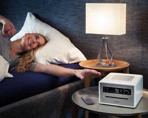 Sonoro kompaktes HiFi für jeden Raum