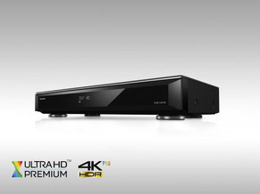Panasonic UHD Bluray Recorder 4K