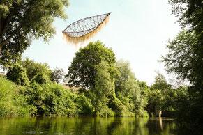 David Klopp | Land Art | Remswiege | Weinstadt | Remstal Gartenschau