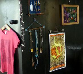 kp Kitsch-paradise artisans créateurs artiste artist créateurfrancais artisanat art bretagne  oeuvre illustration affiche peinture painting drawing bijoux macramé micromacramé tissage weaving weavingart expo boutique magazin
