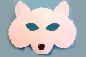 Maske Fuchs