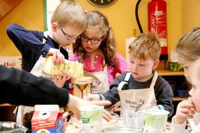 KLIMafuchs_Aktion: Frühstück Müsli selber machen