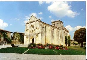 église Notre Dame de Lignières-Sonneville