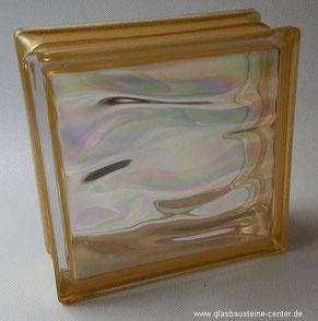 Bormioli Rocco Prestige Agua B-Q 19 Perla Oro (Gold) złoto luksfery altın oro glass block Glasbaustein Glasstein Glass Blocks Bloques de vidrio Glasbausteine-center glasbausteine-center.de Glasbausteine Glazen bouwstenen Glas Stegels Glasdallen Glazen blo