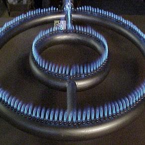 Gas-Ringbrenner